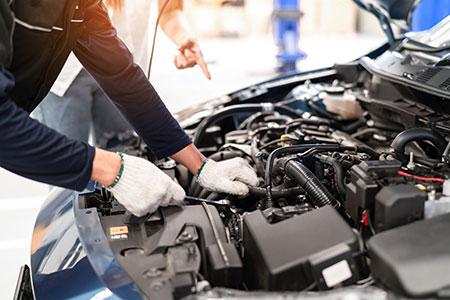 Engine & Transmission Repair